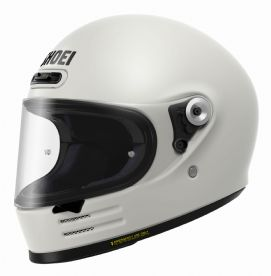 Shoei Glamster White Helmet